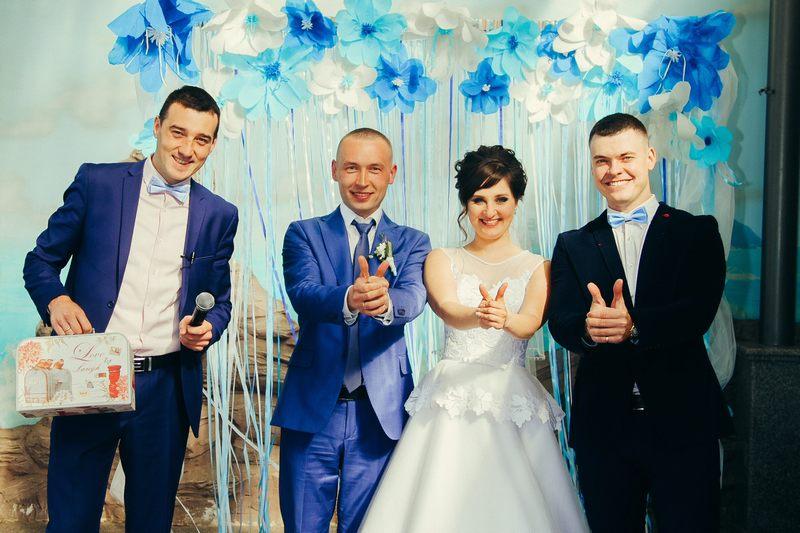Ведущие свадьбы