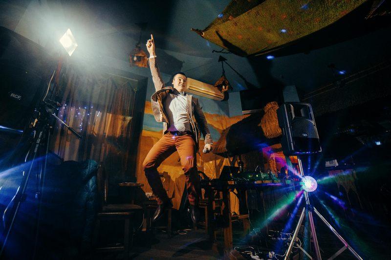 Живая музыка на свадьбу: как выбрать исполнителя